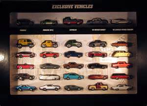 Hot Wheels Collector Sets