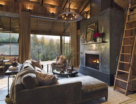 rustic living room decor inspiration possibili tree
