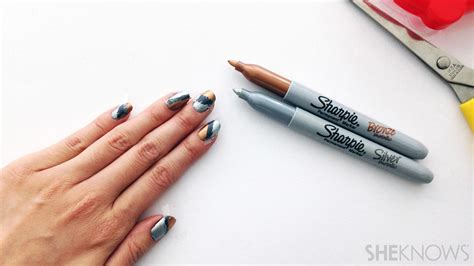 Nail Supplies by Cool Nail You Can Create With Common Office Supplies