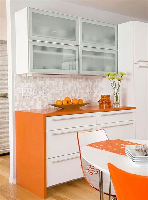 orange and white kitchen ideas orange kitchen design ideas home interior design