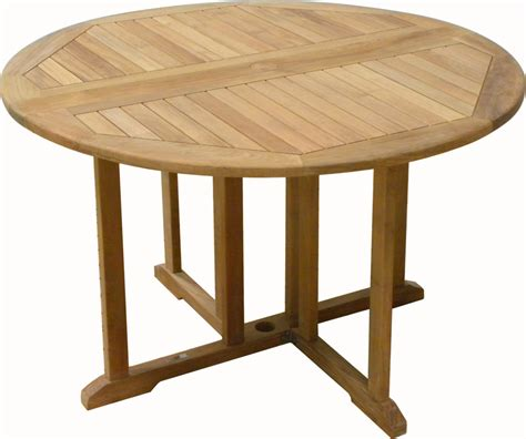Drop Leaf Outdoor Table Drop Leaf Teak Table
