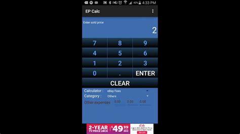 ebay paypal fee calculator ebay paypal fees calculator uk