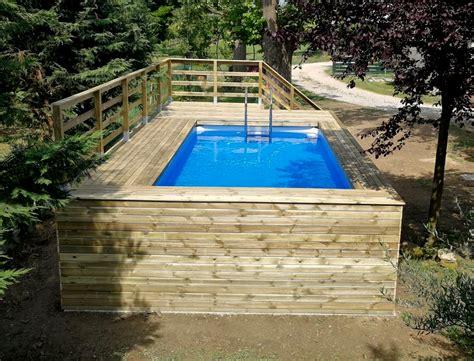 piscine in terrazzo piscine piccole da terrazzo