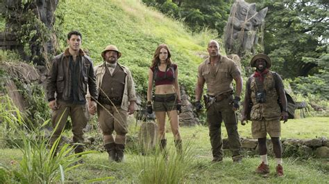 film jumanji welcome to the jungle download 2048x1152 jumanji welcome to the jungle cast 5k 2048x1152