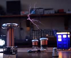 Doctor Who Tesla Coil Tesla Coil Doctor Who Tesla Image