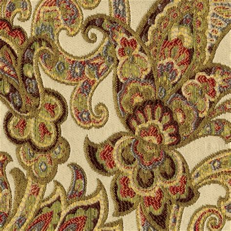 where to buy drapery fabric grand paisley multi jacquard paisley upholstery fabric 30412