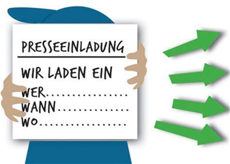 Presseeinladung Muster Mit Infos Gegen M 252 Ll Trashbusters De