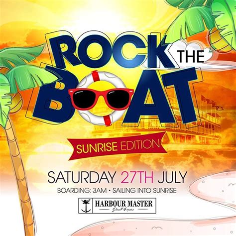rock the boat full crate rock the boat sunrise edition id 5572