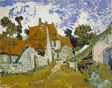 File:Vincent van Gogh Street in Auvers sur Oise Google Art Project Wikimedia Commons