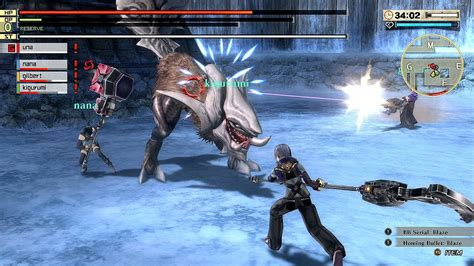god eater 2 god eater 2 rage burst look