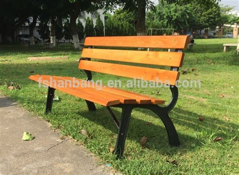 Kursi Kayu Besi modern kontemporer kayu taman outdoor furniture teras