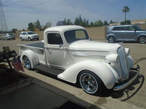 trucks for sale pinstriped 1937 dodge custom truck for sale
