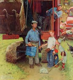 1000 images about norman rockwell on norman