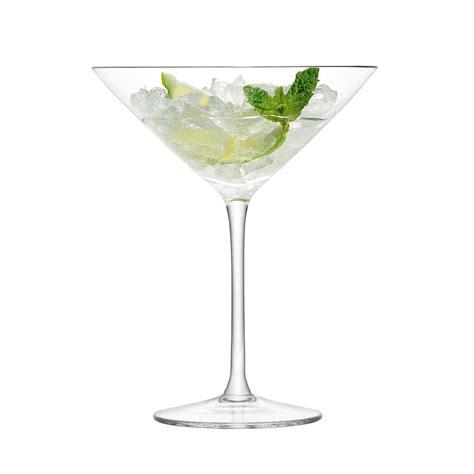Glass Cocktail Set Buy Lsa International Lulu Cocktail Glasses Set Of 4