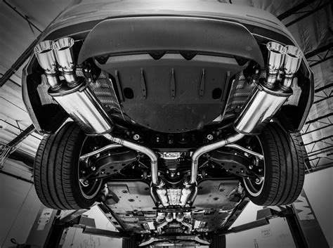 lexus rc f exhaust magnaflow has exhaust options for you lexus rc owners