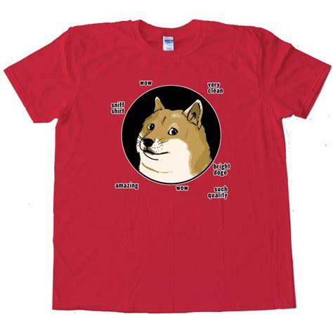 Doge Meme Shirt - doge circle shiba inu amazing tee shirt
