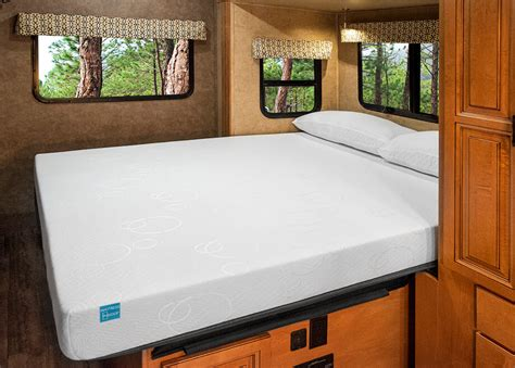 Rv Bed by Replacement Rv Mattress The Ultimate Guide To Rv Mattresses