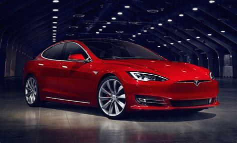 Tesla Tesla Model S 2016 Tesla Model S Facelift Revealed With Updated Design