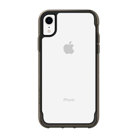 griffin survivor clear black for iphone xr cases protectors mobile phones