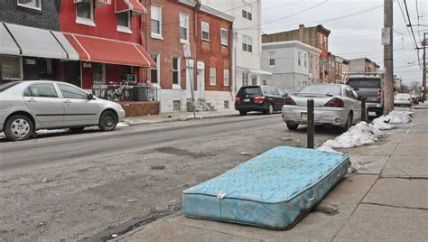 Mattress Disposal Philadelphia by Philly Implements New Mattress Policy To Curb Bedbugs But