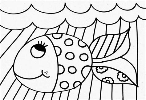 Free Coloring Pages Of Drawings By Romero Britto Romero Britto Coloring Pages