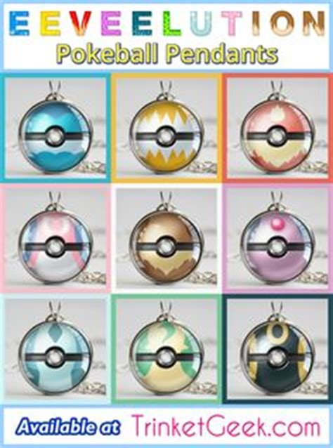 Pokemon Bracelet   Ultimate Eeveelution Charm Bracelet   Eevee, Vaporeon, Jolteon, Flareon