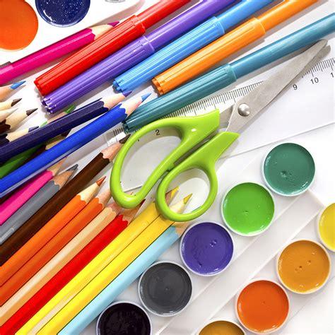 arts and craft supplies for ways to keep craft supplies organized popsugar