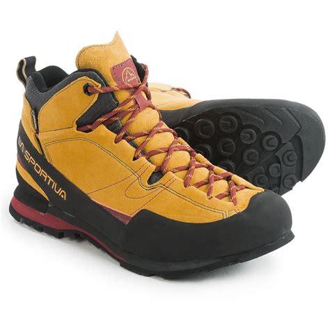 Tjmaxx Home Decor by La Sportiva Boulder X Mid Gore Tex 174 Hiking Boots For Men