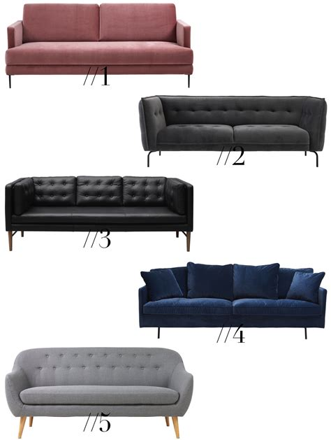 sofa ilva 5 seje sofaer fra ilva homesick bloglovin