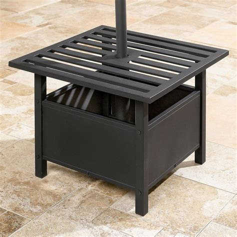 patio umbrella base 17 best ideas about patio umbrella stand on