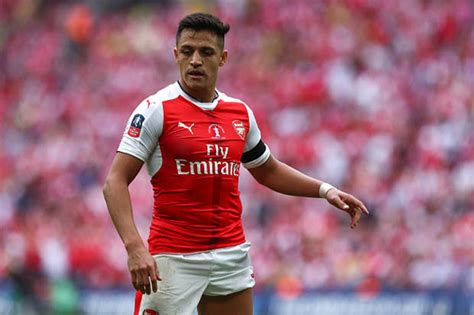 alexis sanchez contract news alexis sanchez contract arsenal prepared to make record