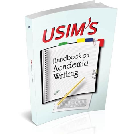 libro academic writing a handbook usim s handbook on academic writing
