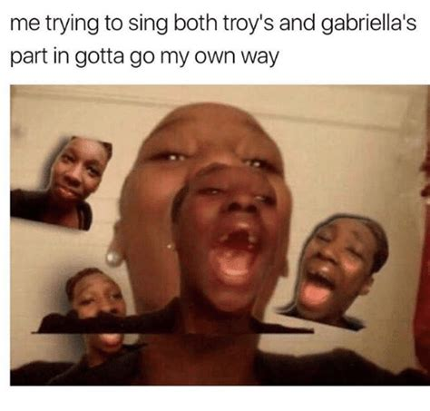 Vomits While Attempting To Sing Own Song by 25 Best My Own Way Memes Gotta Memes I Gotta Go Memes