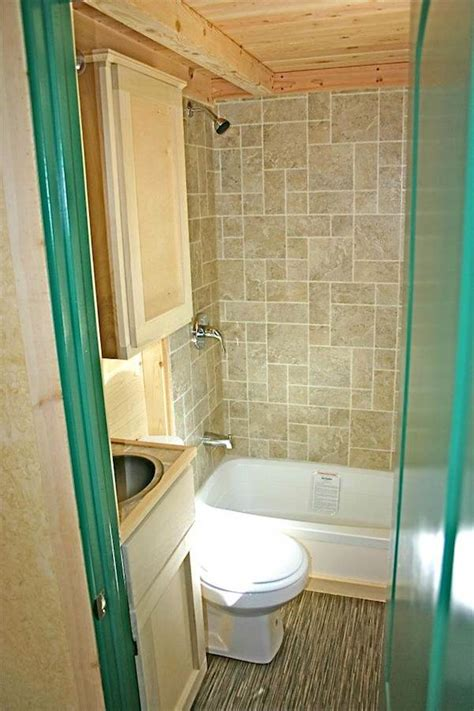 tiny house bathtubs tiny house inside bathroom crowdbuild for