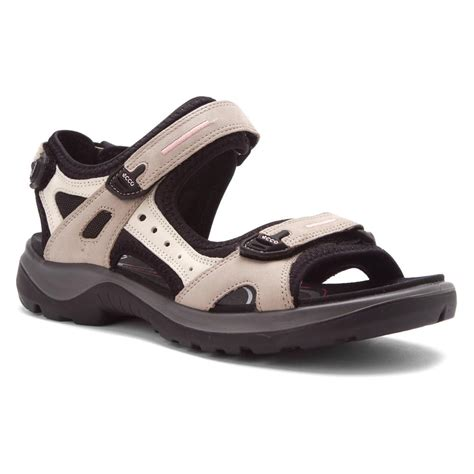 ecco sandals womens ecco women s yucatan sandal sandals in atmosphere