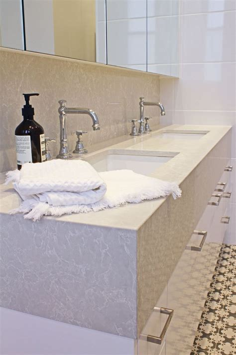 bathroom benchtop ideas 50 best caesarstone alpine mist images on bath