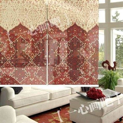 homeofficedecoration diy hanging fabric room divider