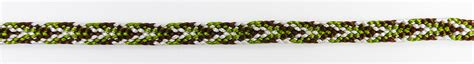 Braiding Cord Patterns - 12 cord kumihimo flat braid