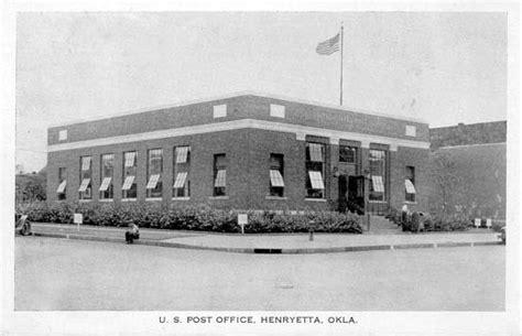 Okmulgee Post Office postcards from okmulgee county oklahoma