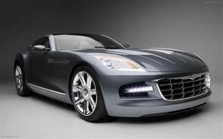 Chrysler Concepts Chrysler Firepower Concept Widescreen Car Image