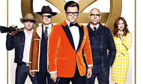 Kingsman 2 The Golden Circle 1 kingsman the golden circle reviews is the sequel any entertainment
