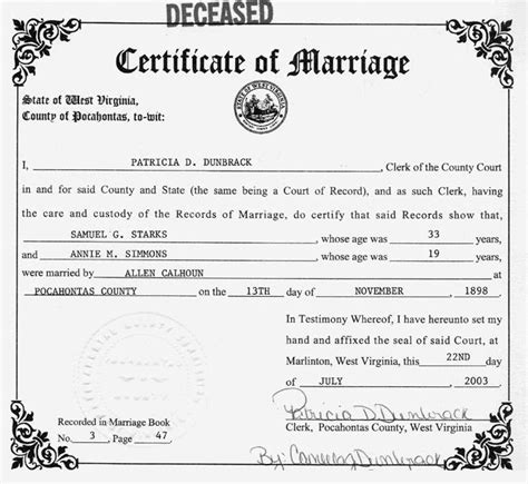 Marriage License Ohio Records Obtaining A Marriage License Lovetoknow Invitations Ideas
