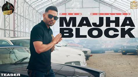 majha block lyrics song prem dhillon populyrics