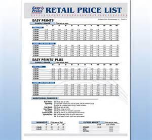 kyocera printers retail screen printing price list