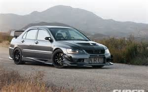 Mitsubishi Evo 2006 Price 2006 Mitsubishi Lancer Evolution Ix Mr Magazine