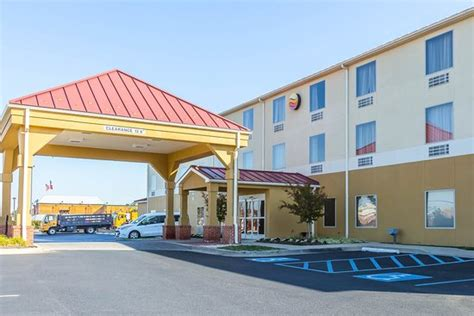 comfort inn frederick updated 2017 hotel reviews price