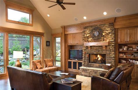 craftsman homes interiors 15 updated craftsman house plan interiors