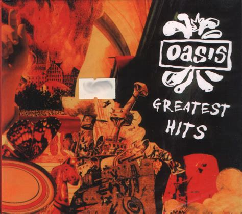 oasis best of oasis 2 greatest hits cd at discogs