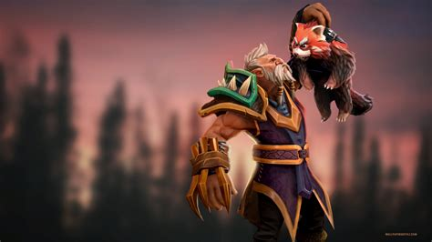Kaos Dota 2 Lone Druid lone druid el gato desktop backgrounds wallpapers dota 2 wallpapers dota 2