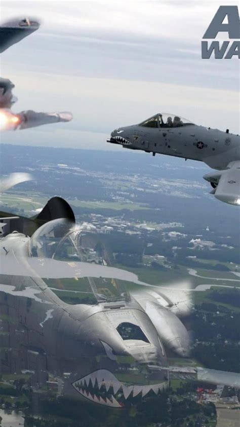 Aircraft military warthog a10 wallpaper   (10298) A 10 Warthog Pictures 1280 X 1024